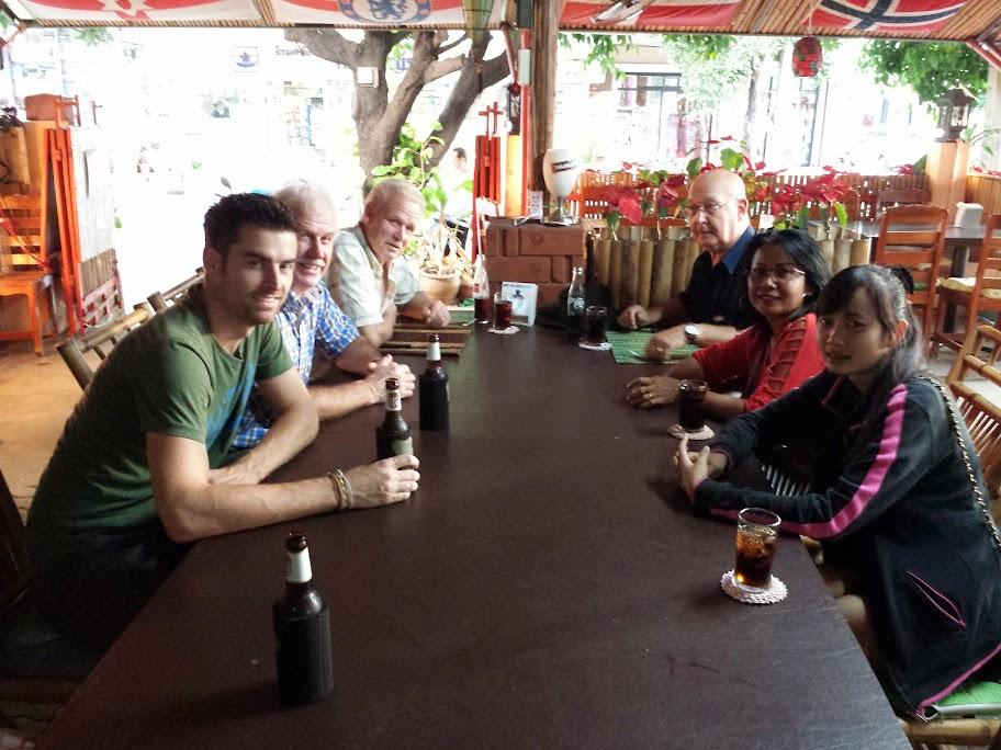 Lunch in Buriram