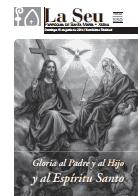 Hoja Parroquial Nº550 - Gloria al Padre y al Hijo  y al Espíritu Santo. Iglesia Colegial Basílica de Santa María de Xàtiva - Sexto aniversario de la erección de la colegiata.