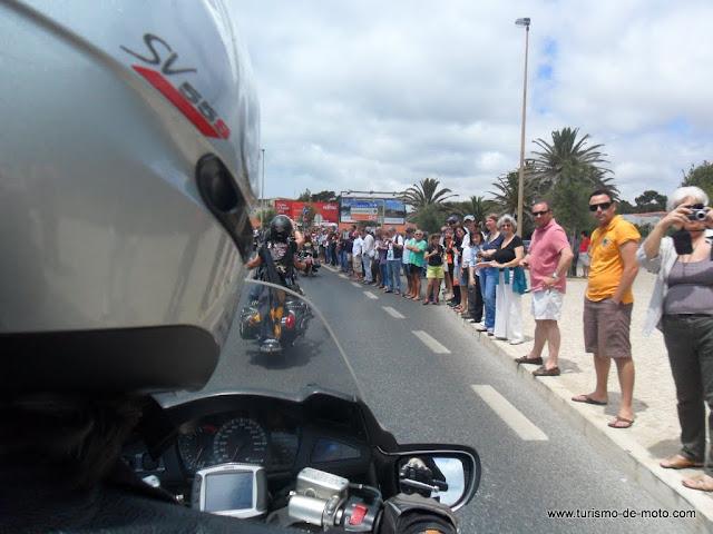 Desfile do 21º Encontro Europeu Harley-Davidson em Cascais 16 de junho de 2012