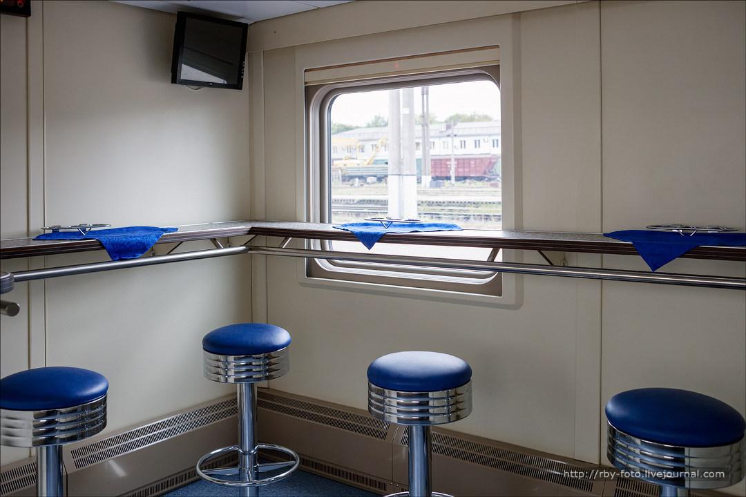 Фото поезда двухэтажного москва сочи самой