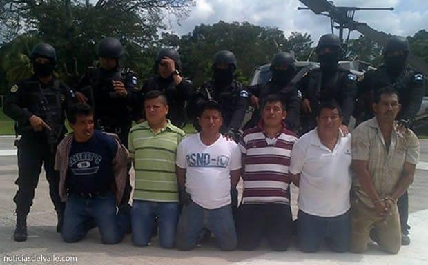 Desarticulan banda criminal en el municipio de Malacatán