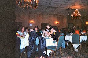 The Reception From the Sweetheart Table's camera