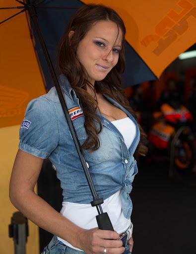 Paddock Girls MotoGP Valencia 2012