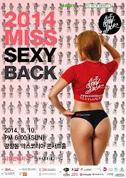 Miss Sexy Back - Cuộc Thi Mông của Hàn Quốc 18+