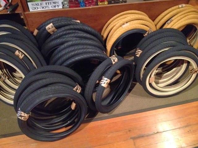 FIT BMX bike tires at circuit bmx