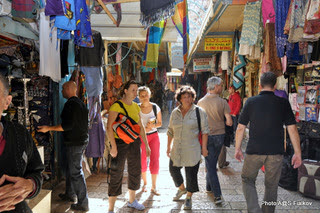 Старый город Иерусалима. Экскурсия Иерусалим за полдня. Гид в Иерусалиме Светлана Фиалкова.