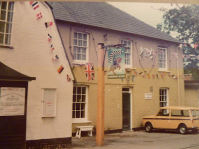 The Chequers, (now Winners Chinese Takeaway), Church Street, Little Shelford