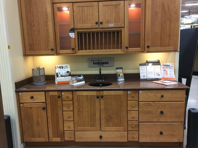 Kitchen Showroom From The Home Depot