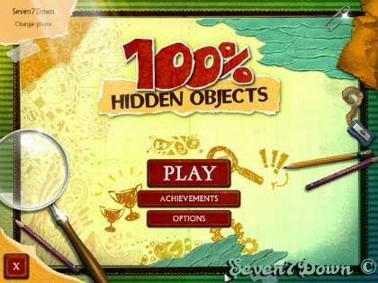 100% Hidden Objects Final