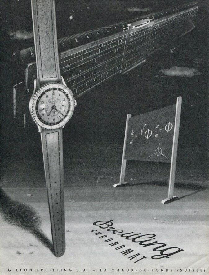 Breitling 809 Cosmonaute Scott Carpenter Breitling_1947_chronomat