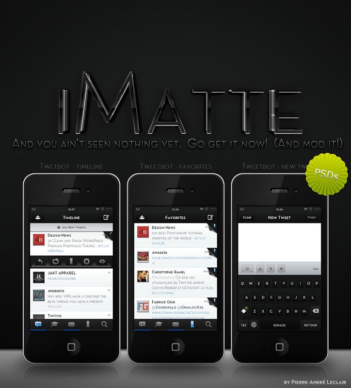 iMatte v5 Intro