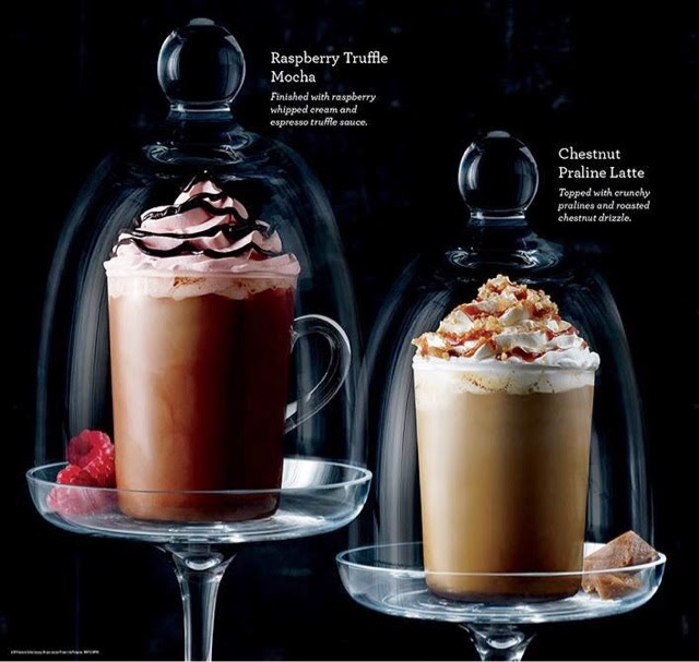 new Starbucks beverages for 2015