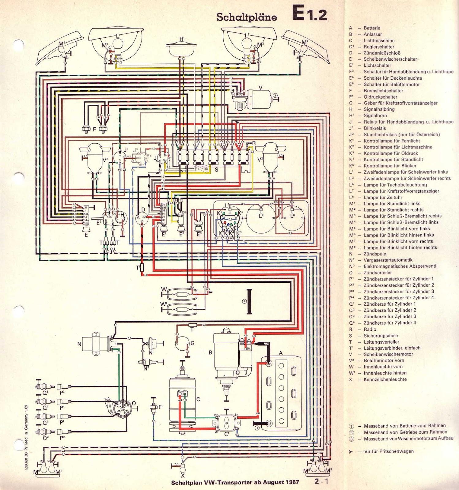 wiring diagram vw polo 2000 schemi elettrici