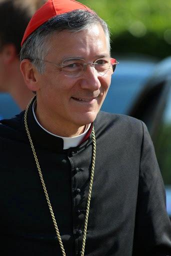 Patriarca di Venezia Francesco Moraglia