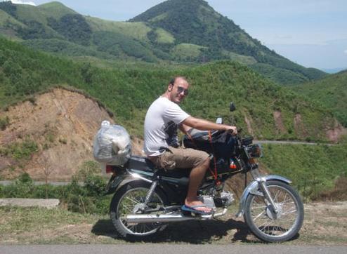 Alquilar motor en Vietnam