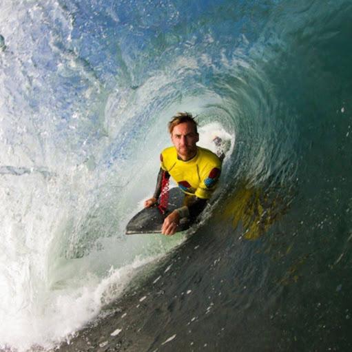 Surfer Brendan