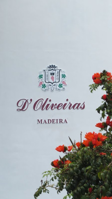 D'Oliveiras, a Madeira wine producer