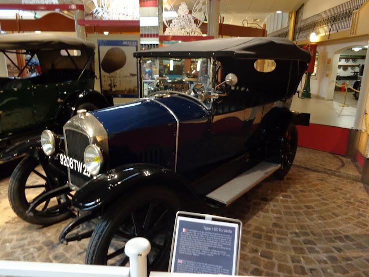 Musée de l'aventure Peugeot à Sochaux DSC01174