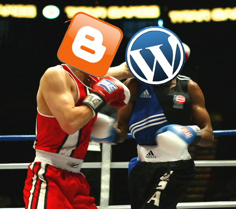 Blogger vs. WordPress - The Great Debate