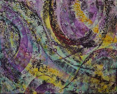 Eight. Acrylic on Canvas. !50x120cm
