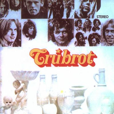 Trúbrot ~ 1969 ~ Trúbrot