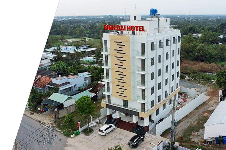 khách sạn giá rẻ bình đại bến tre