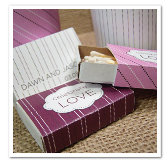 free printable match box label wraps pdf wedding diy