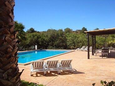 Villa Sereia, Pechao villa to rent Algarve
