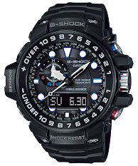Jam Tangan Cowok Warna Biru Casio G-Shock Casio G-Shock : GA-110MC-2A
