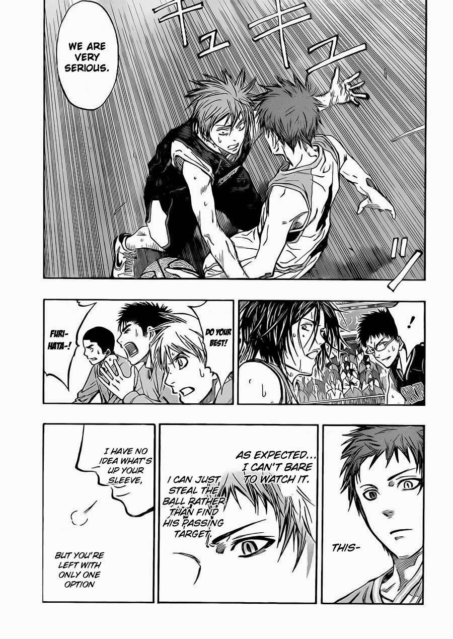Kuroko no Basket Manga Chapter 240 - Image 05