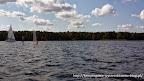 na zdjeciu widok na jezioro Wdzydze