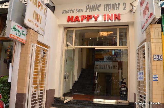 Happy Inn 2 - Saigon