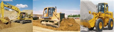 Excavator Dozer Loader Construction Machinery