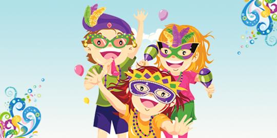 Resultado de imagem para carnaval para crianças