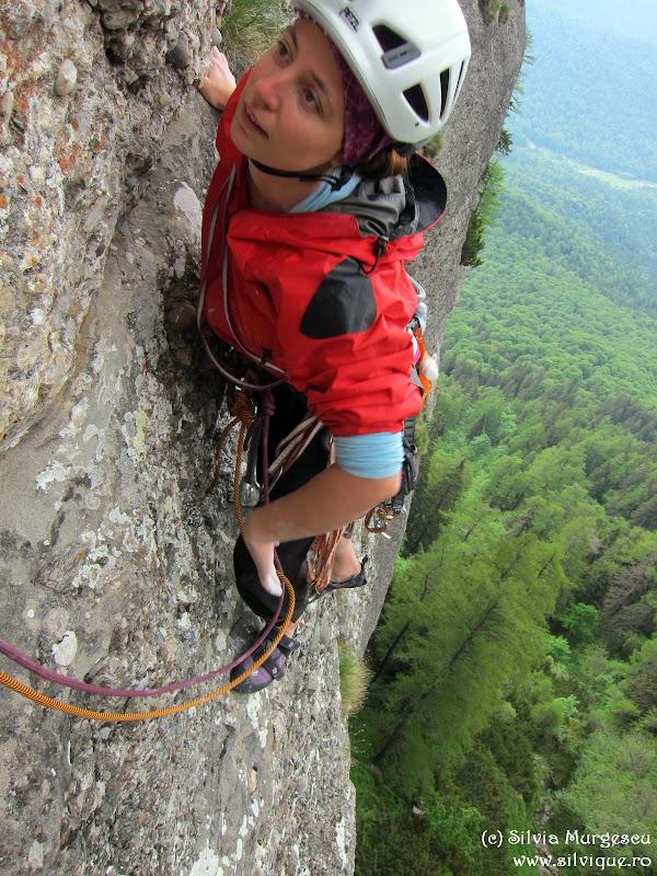 2014.06.14 - Costila - Traseul Suzana din Tancul Mic 5B, 8+ (7- A0), 4lc