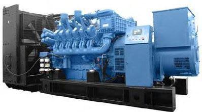 Máy phát điện MTU 400kva – 2000kva