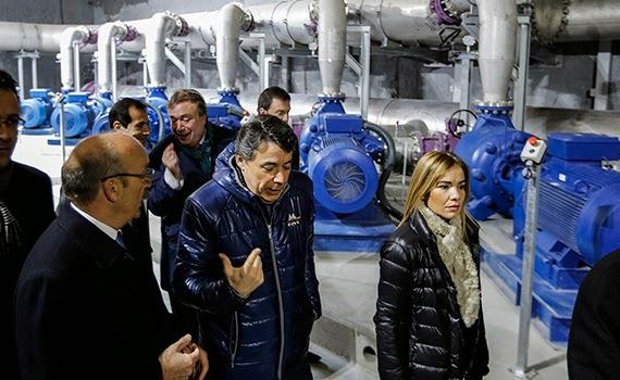 Más de 100 millones para mejorar el abastecimiento de agua en el sur de Madrid