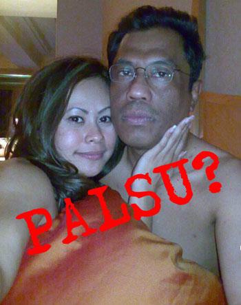 Heboh gambar Ketua UMNO Gombak dan dot dot dot