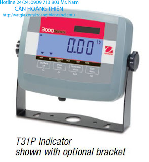 Đầu cân điện tử T31p