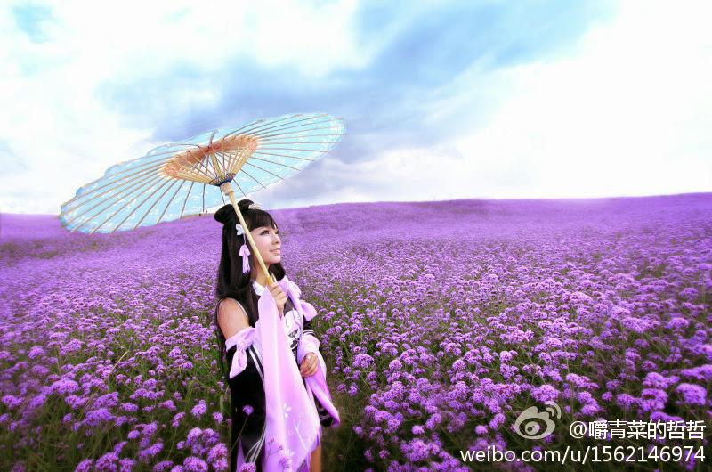 Nữ hiệp Vạn Hoa dạo chơi giữa rừng hoa - Ảnh 7