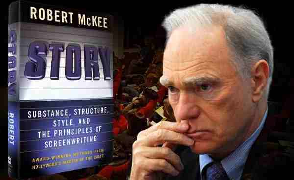 Robert McKee, author of 'Story'