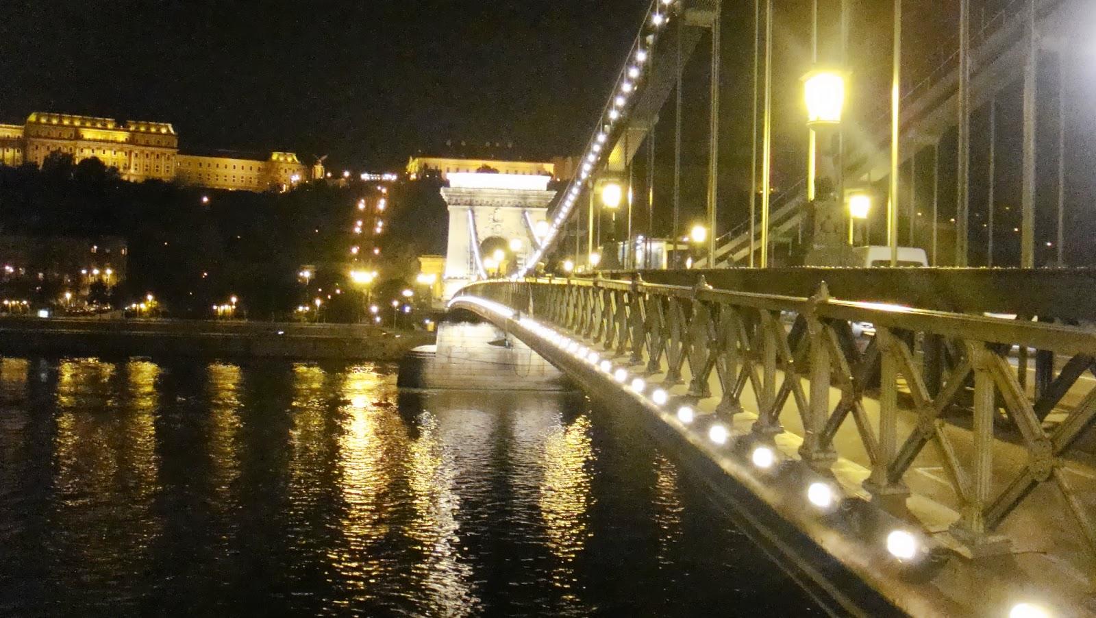 Puente de las Cadenas, Budapest, Hungría, Elisa N, Blog de Viajes, Lifestyle, Travel