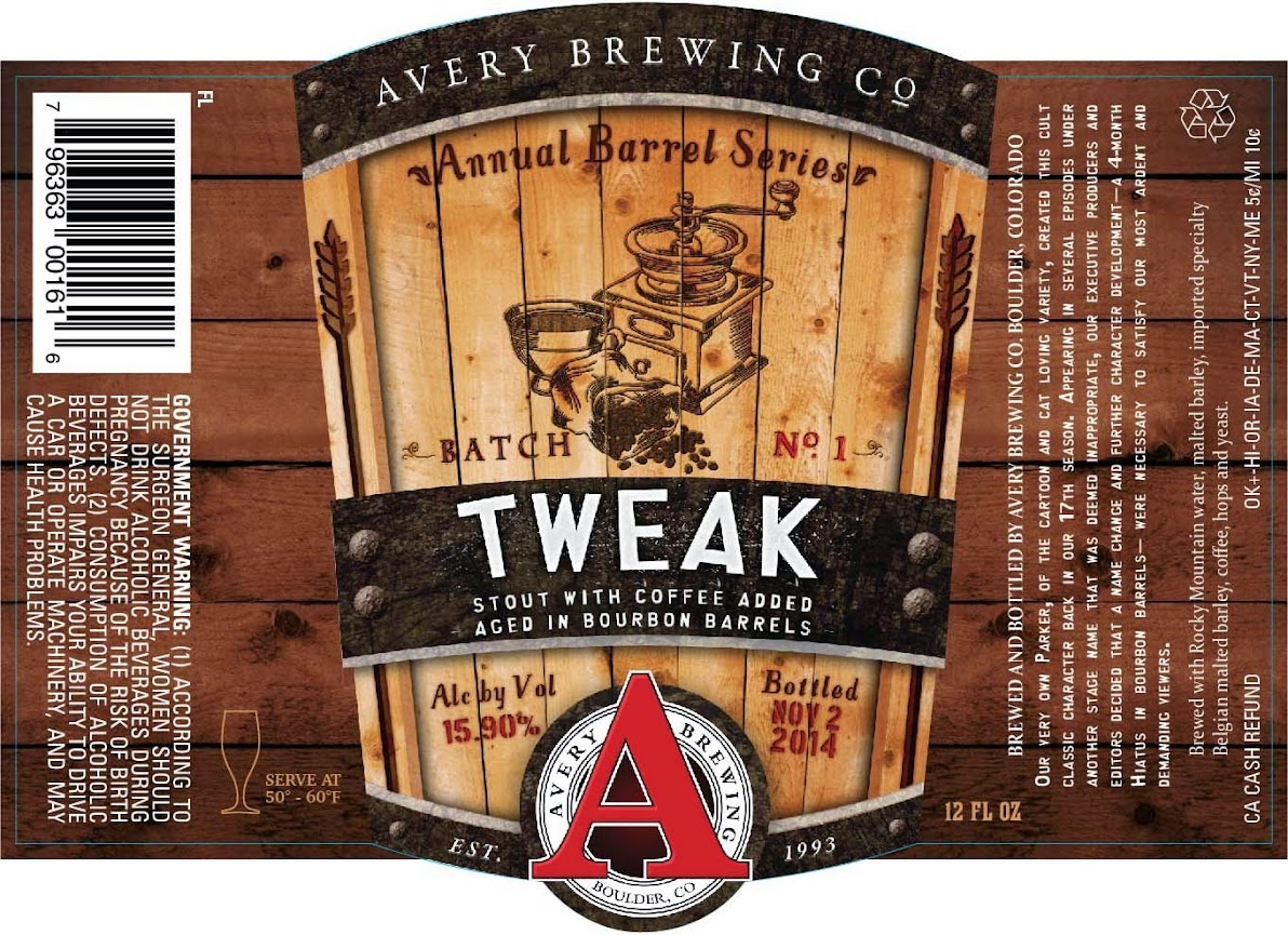 image courtesy Avery Brewing Co.