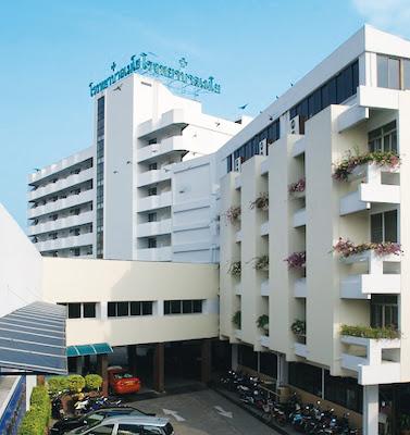 Mayo Hospital, 2014 Phaholyothin Road, Chang Wat Bangkok, จังหวัด กรุงเทพมหานคร 10300, Thailand
