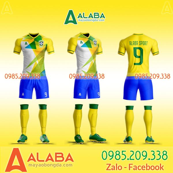 áo đấu đội tuyển brazil
