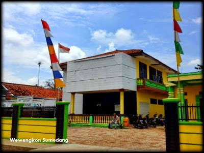 Kantor Desa Palasari, Kab. Sumedang