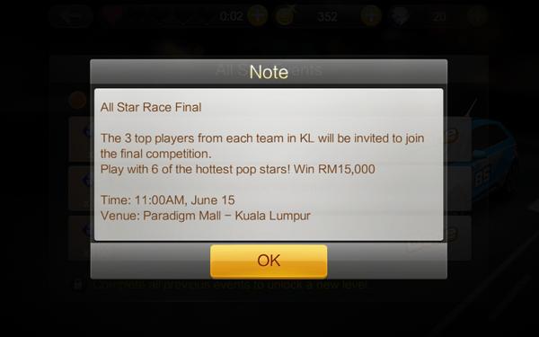 all star race final