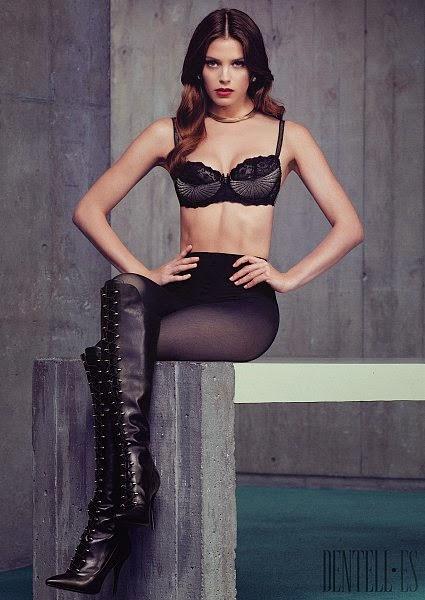 Aubade lingerie, colección OI 2014