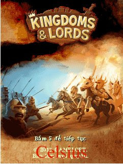 Kingdoms and Lords [By Gameloft] (Tiếng Việt) KAL1