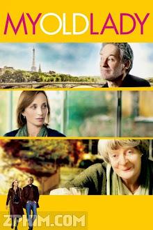 Người Tình Xưa - My Old Lady (2014) Poster